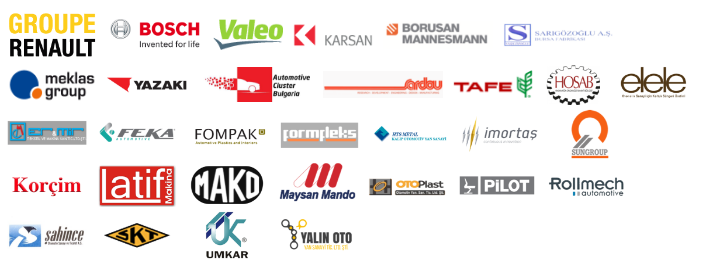 Confirmed participants Automotive Meetings Bursa