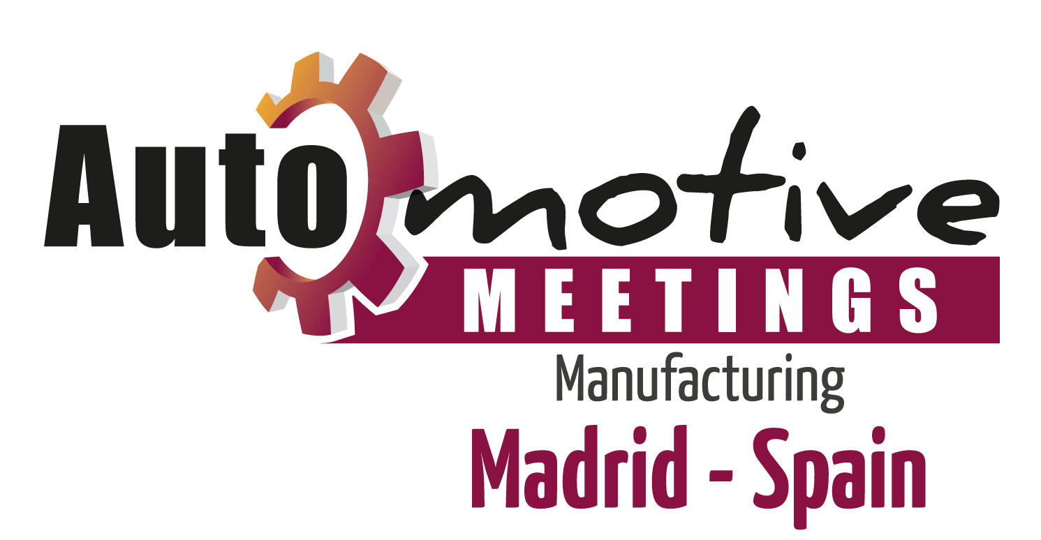 Logo   Automotive Meetings Manufacturing Madrid Spain